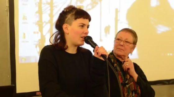 Видеоотчёт. Поэтические чтения в Смольном (2016)