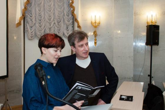Фотоотчёт. Большие поэтические чтения и чтения финалистов (2017)