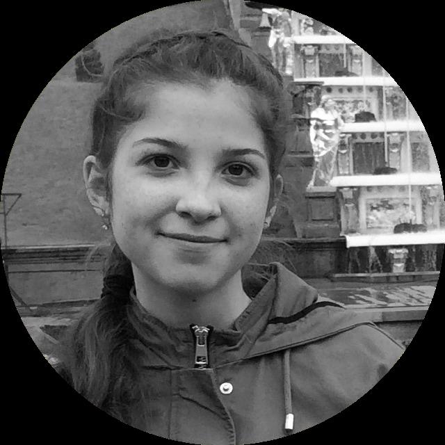 Вероника Соболенко (Россия, Тюмень)